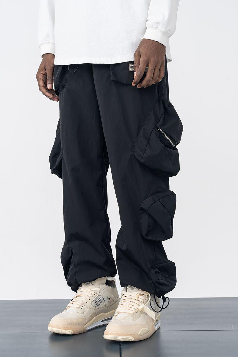 H/C Multi Pocket Logo Pants