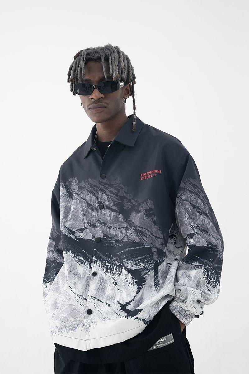 H/C Mountain Coach Jacket