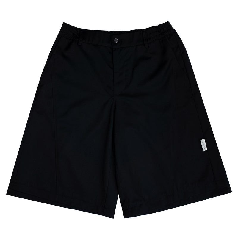 Empty Reference Suit Loose Shorts