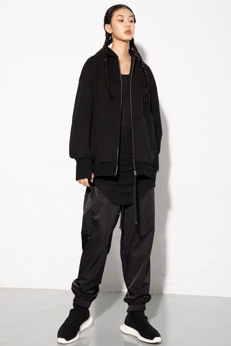 Unknown World Nylon Basic Pants