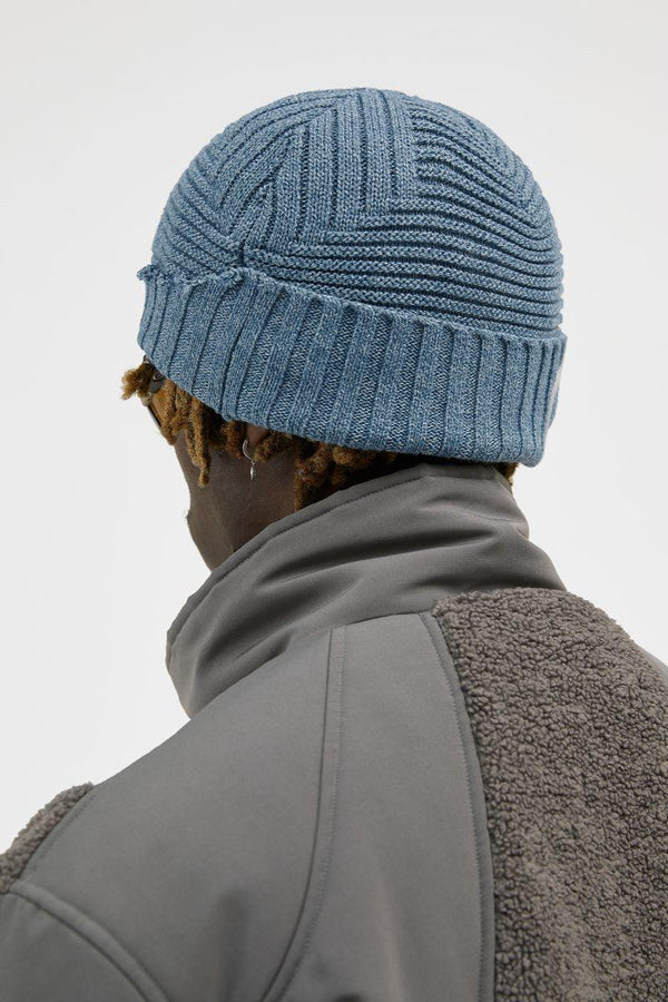 BLIND Knitted Ripped Hat
