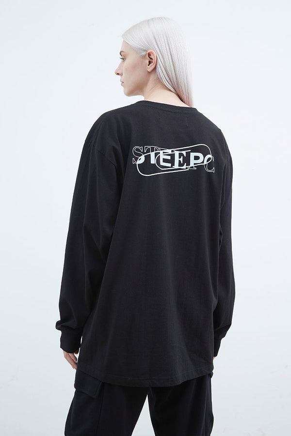 STEEPC Basic Logo L/S Tee