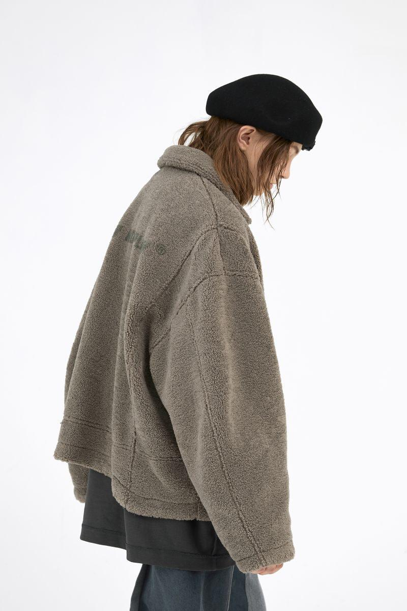 BLIND Logo Sherpa Jacket