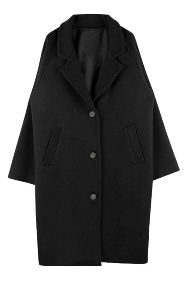 CZ Woolen Long Coat