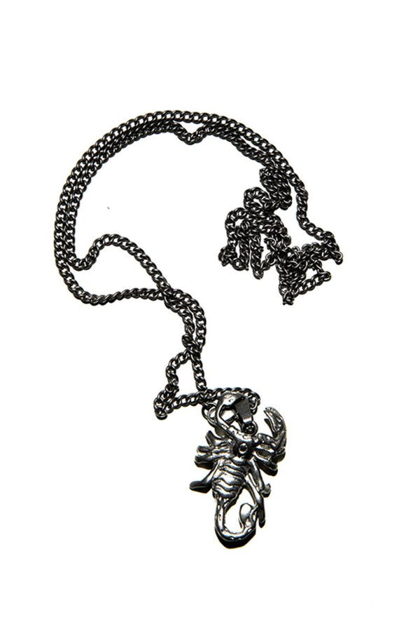 Unknown World Scorpio Necklace