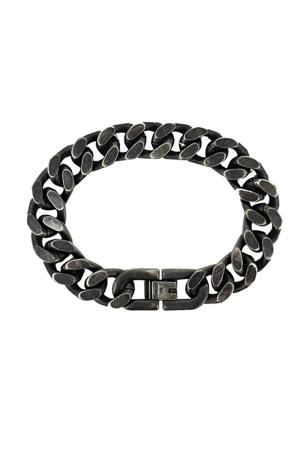 Unknown World Steel Bracelet