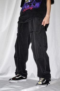 CZ Loose Pleated Pants