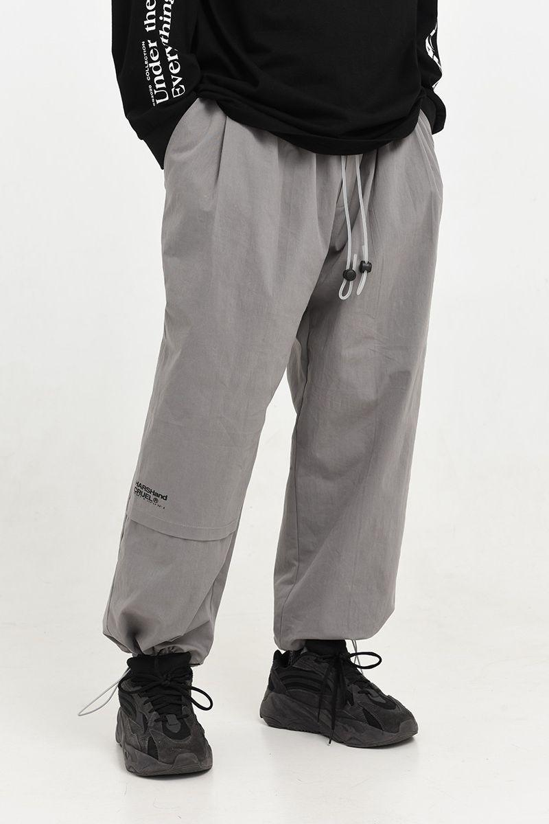 H/C Basic Logo Loose Pants