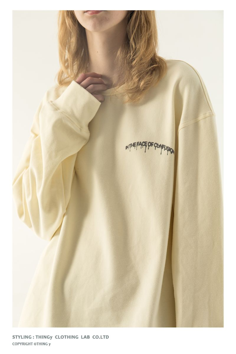 THINGY In The Face of Confusion L/S Tee