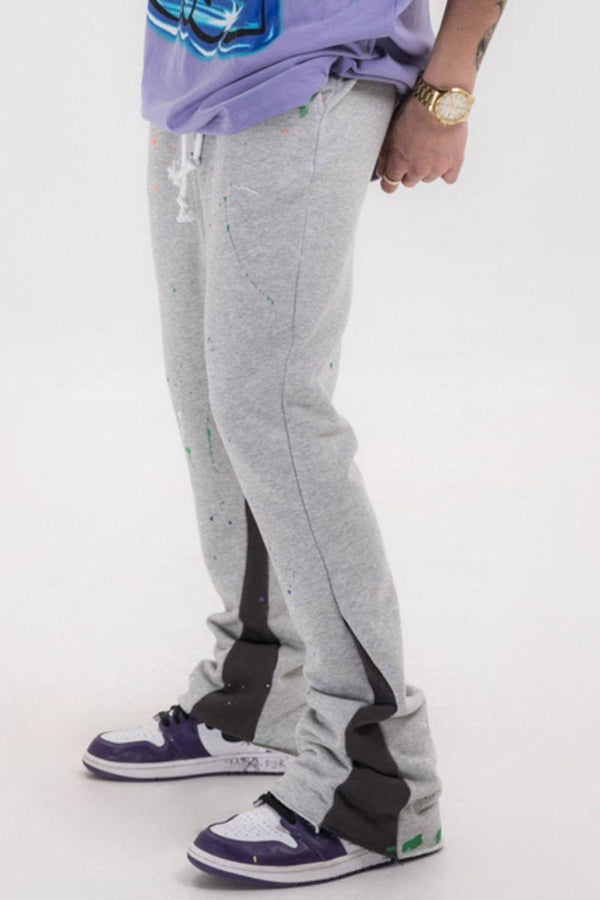 CZ Splash Ink Flared Sweatpants