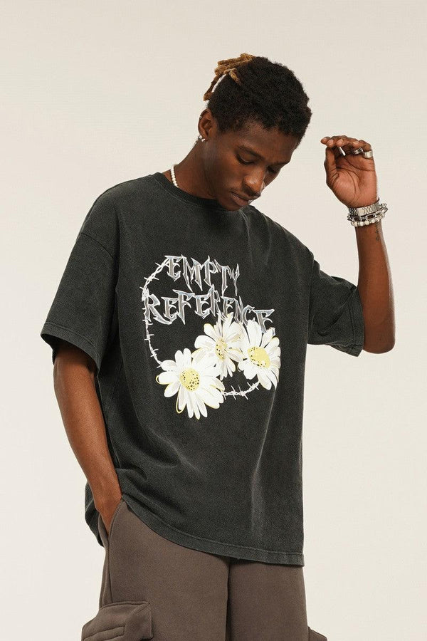 Empty Reference Thorns Logo Tee
