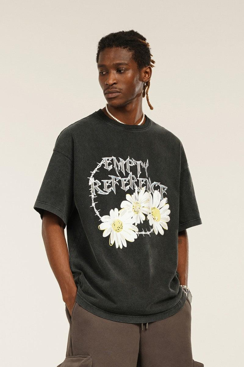 Empty Reference Thorns Logo T-Shirt