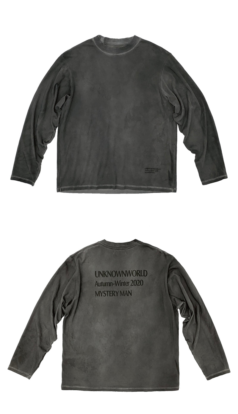Unknown World Washed Staff L/S Tee