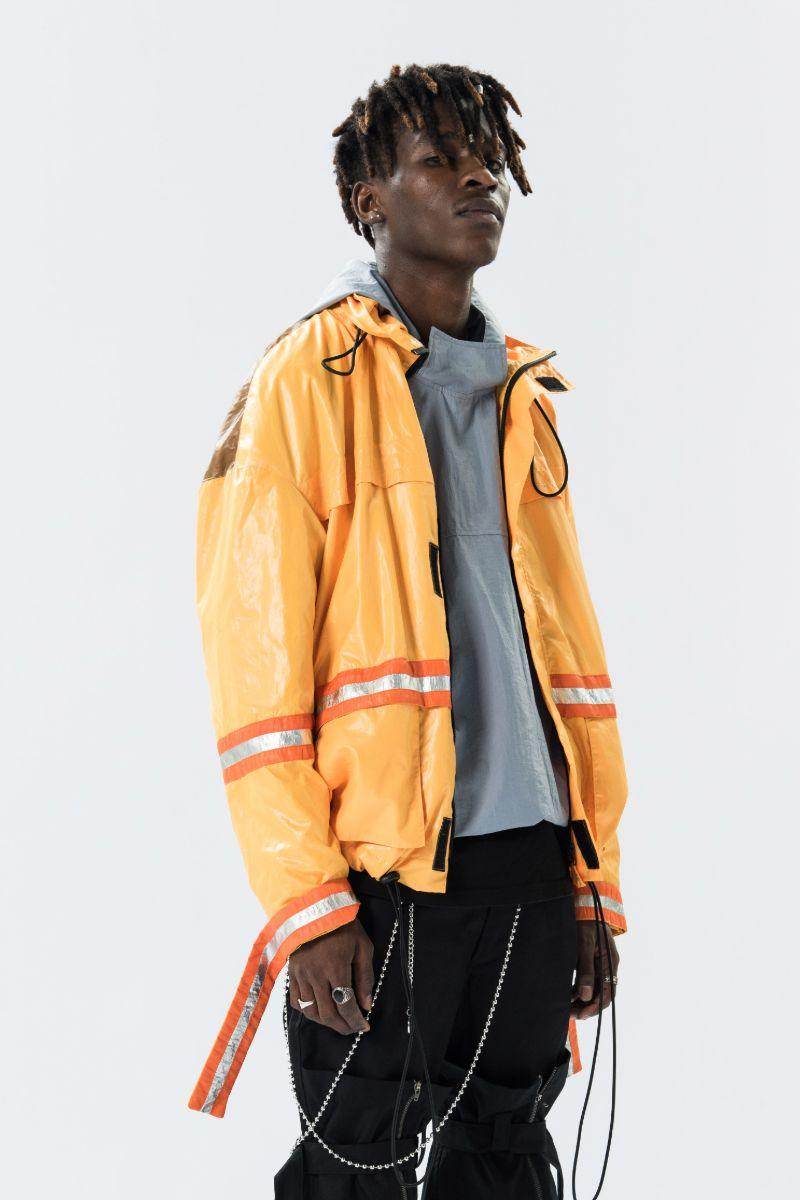 Empty Reference Reflective Jacket