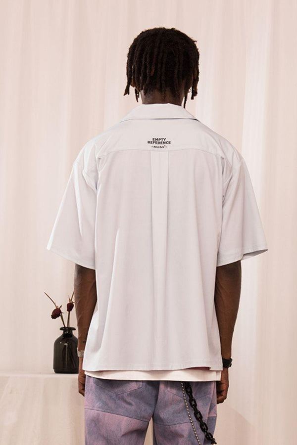 Empty Reference Statue S/S Shirt