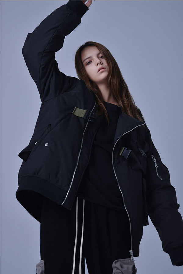 THINGY MA1 Loose Down Jacket