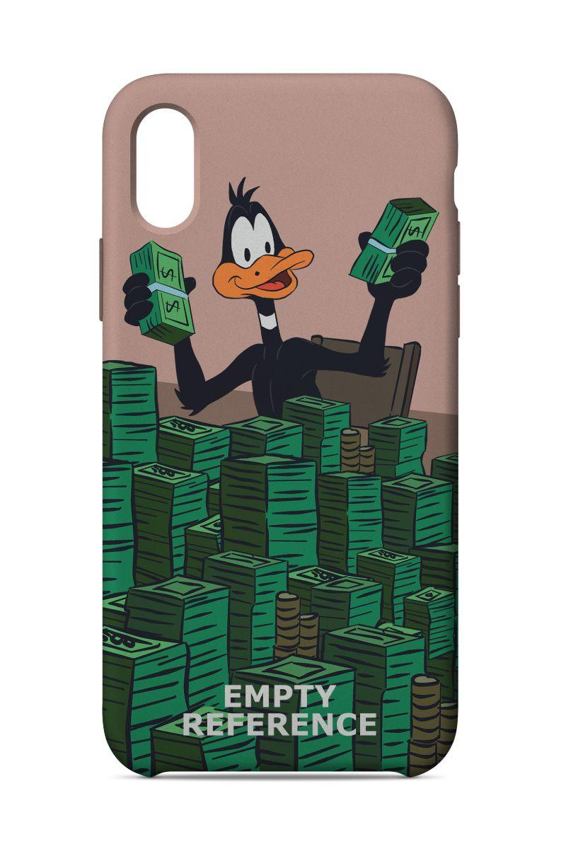 Empty Reference Duck iPhone Case