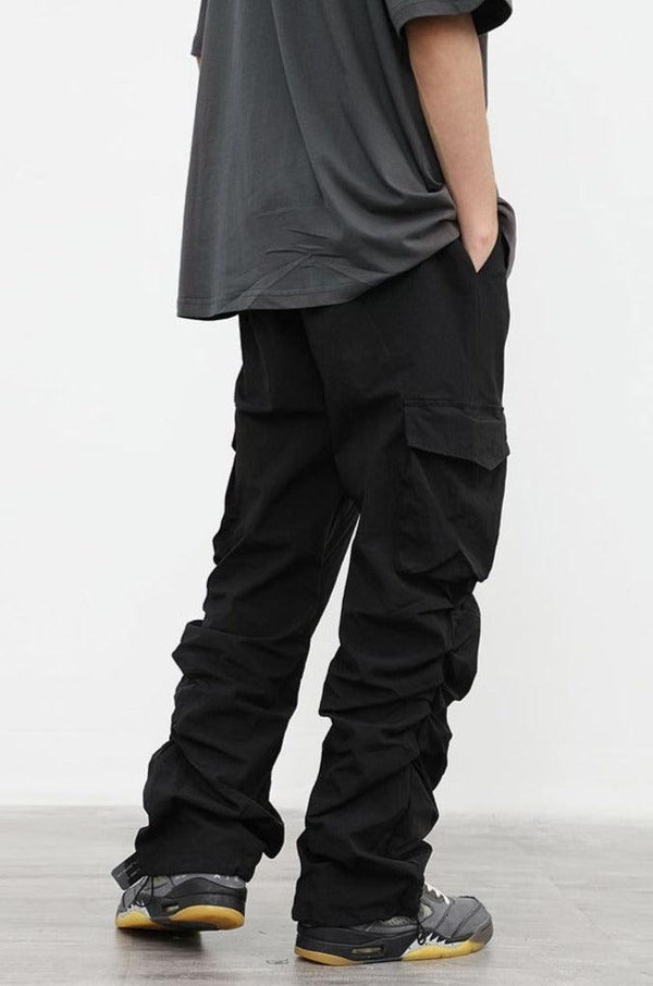 CZ Loose Folded Trousers