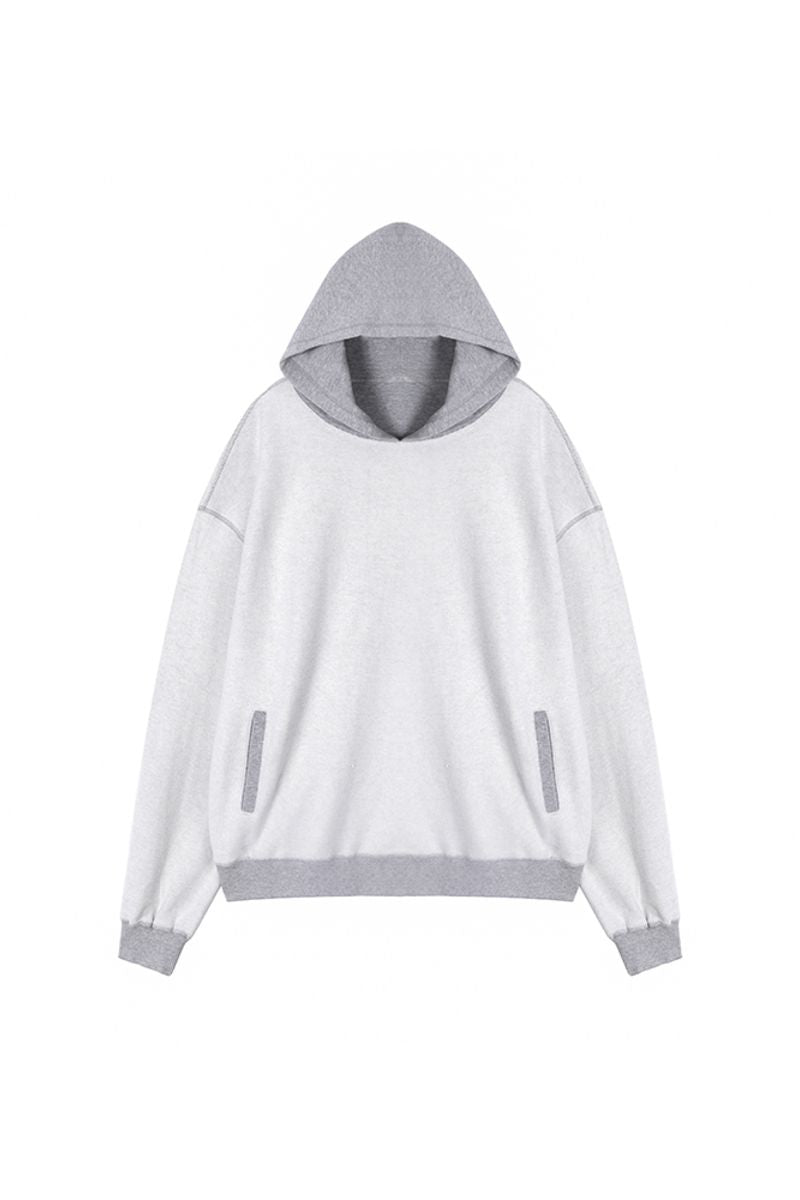 THINGY Basic Loose Hoodie