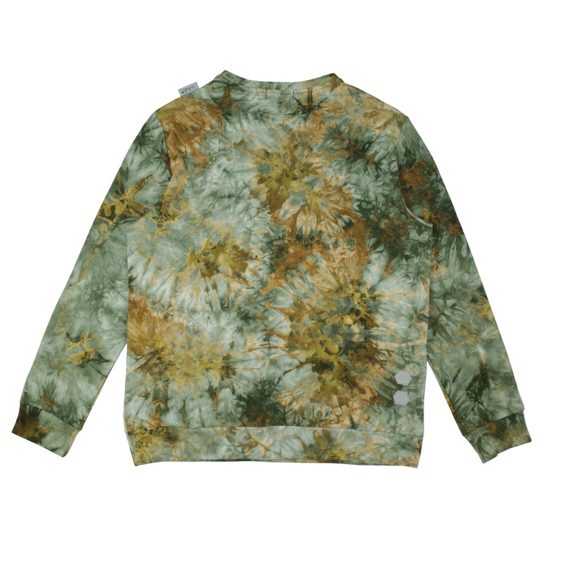 Empty Reference Tie-Dyed Logo Sweater
