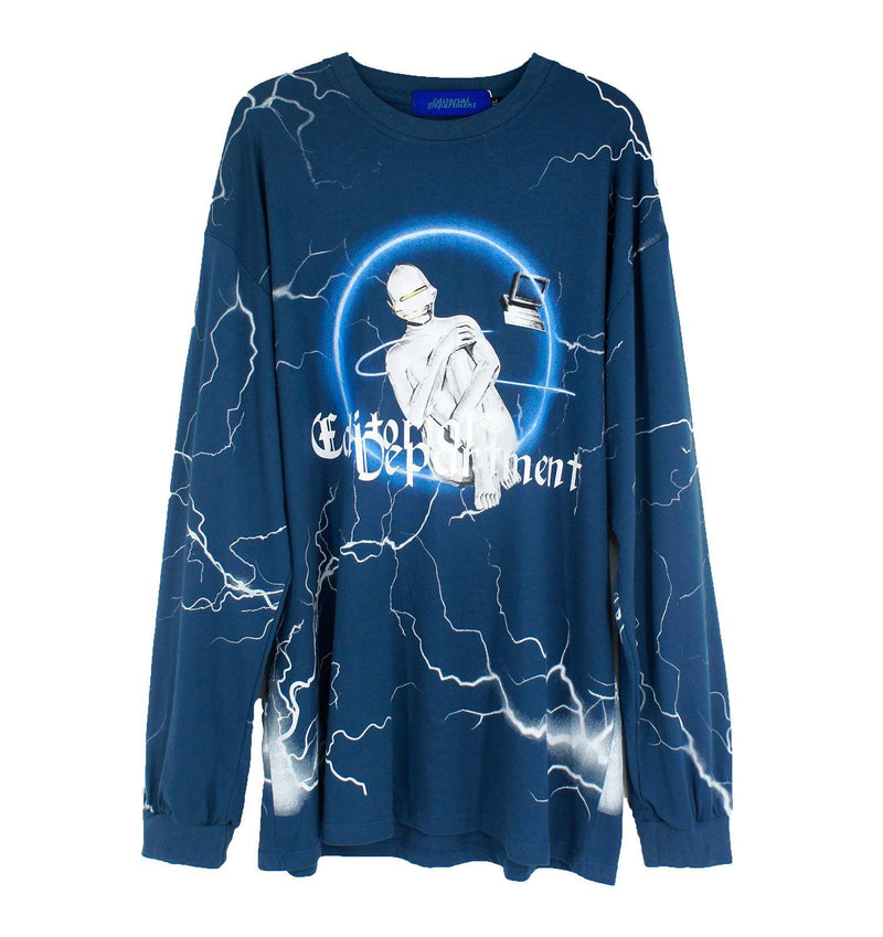 CZ Editorial Department Lightnings L/S Tee