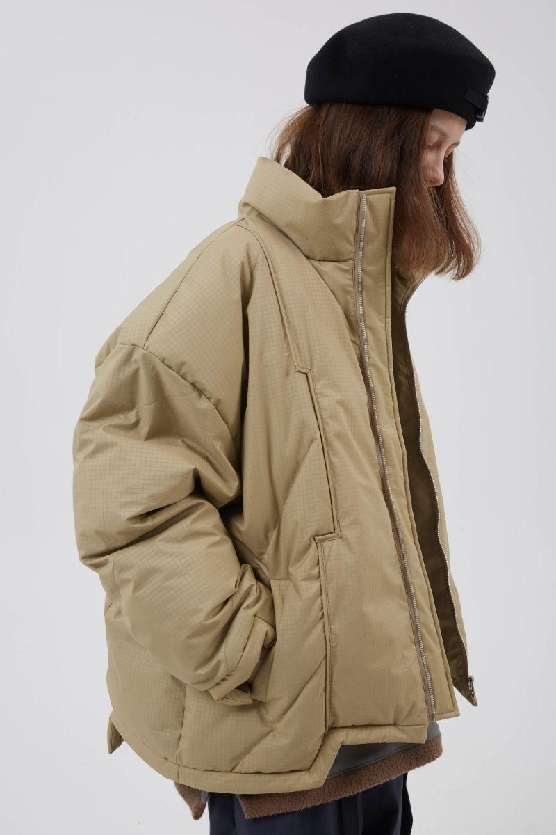 BLIND Futuristic Shape Down Jacket