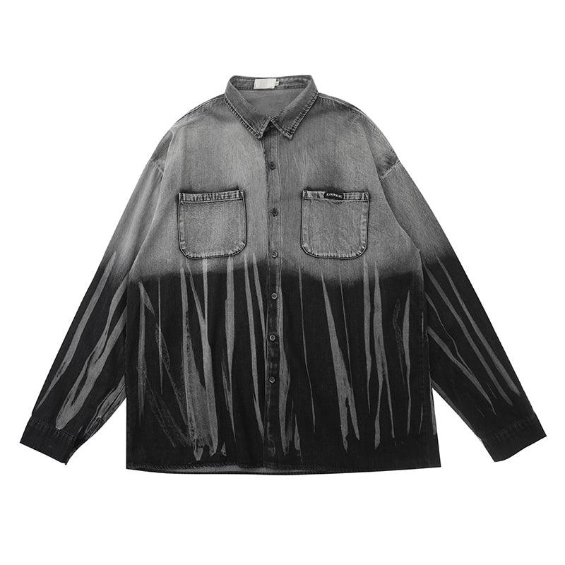 CZ Ocean Washed L/S Shirt