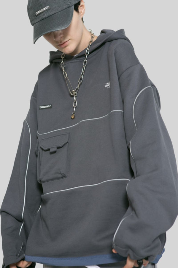 Observer Lab 3M Reflective Functional Hoodie