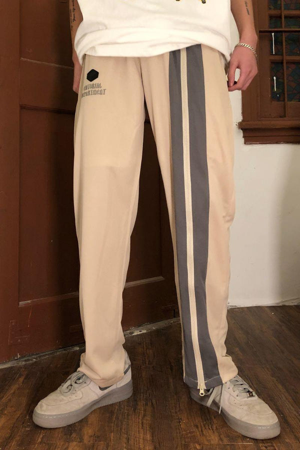 CZ ED Zipper Track Pants