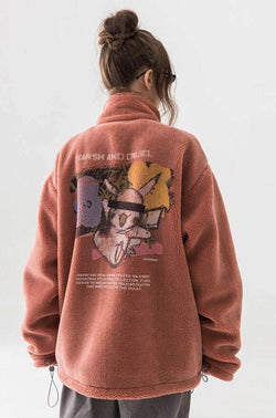 H/C Pika Sherpa Warm Jacket