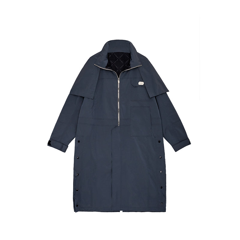 STEEPC Functional Long Windbreaker