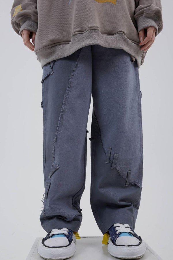 BLIND Retro Stitched Denim