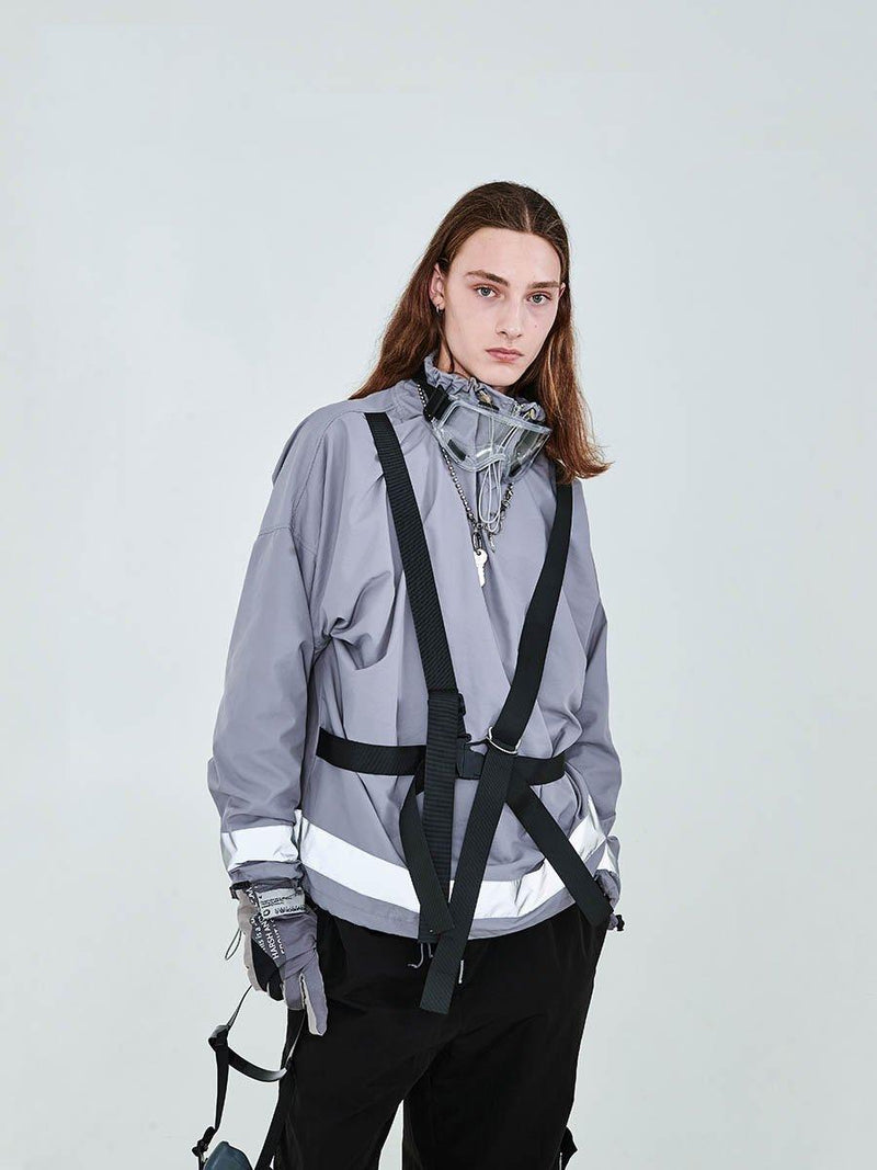 H/C Functional Buckle Jacket