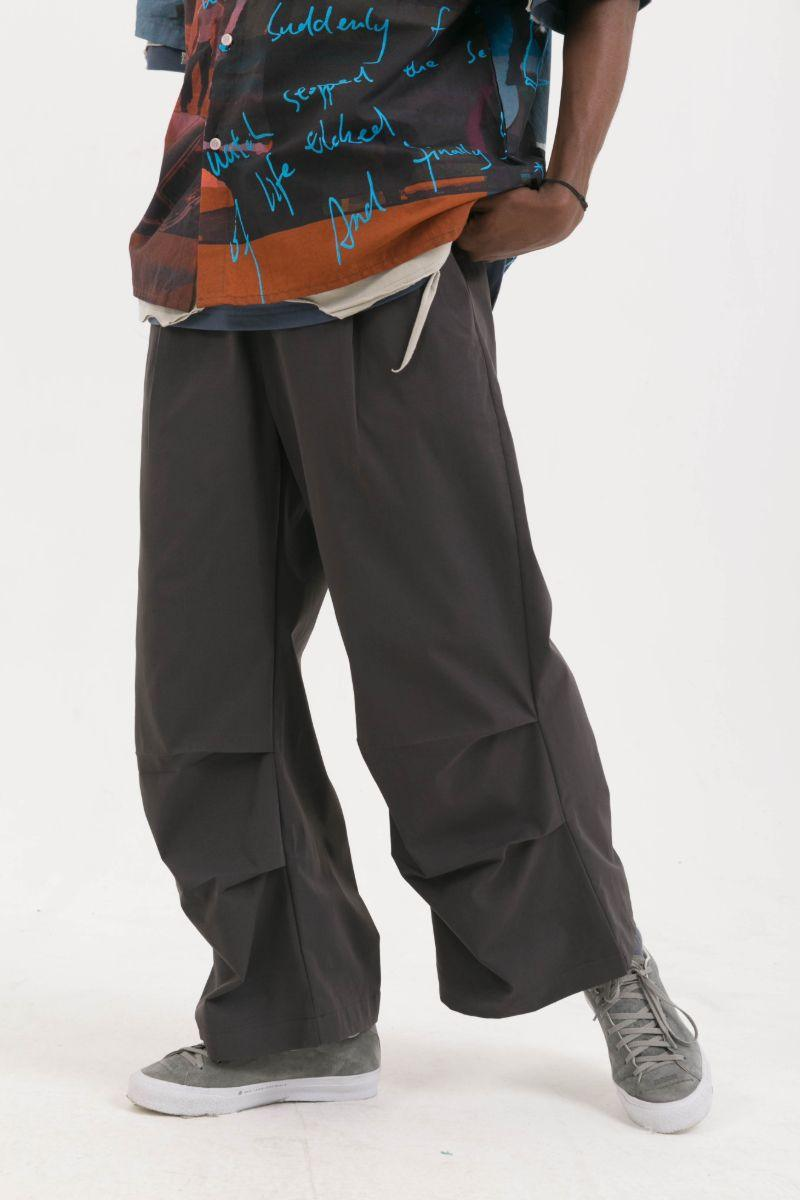 BLIND Loose Casual Trousers