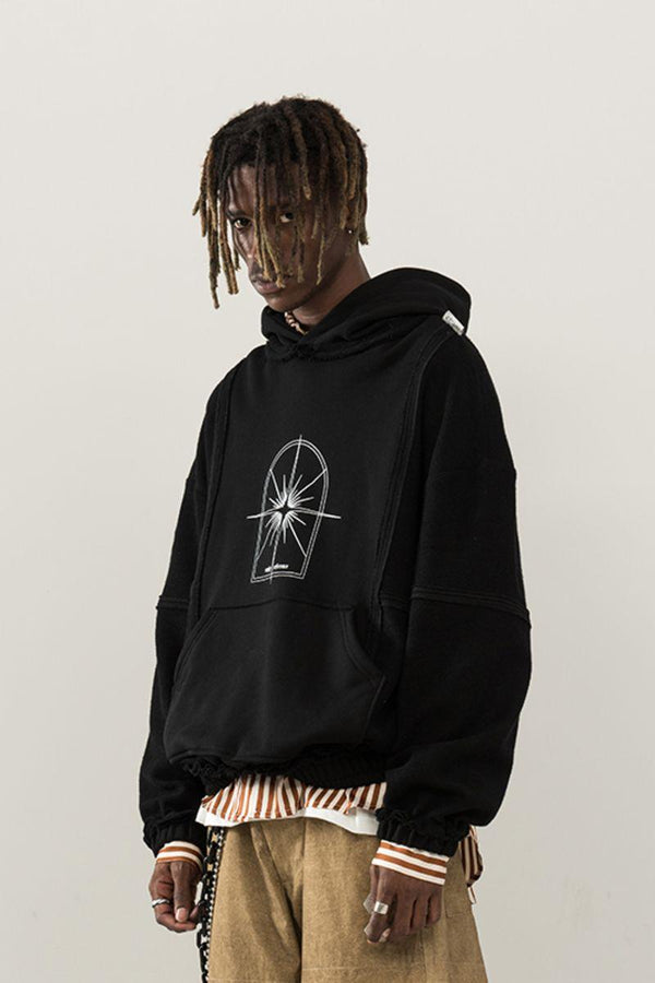Empty Reference Spark Logo Hoodie