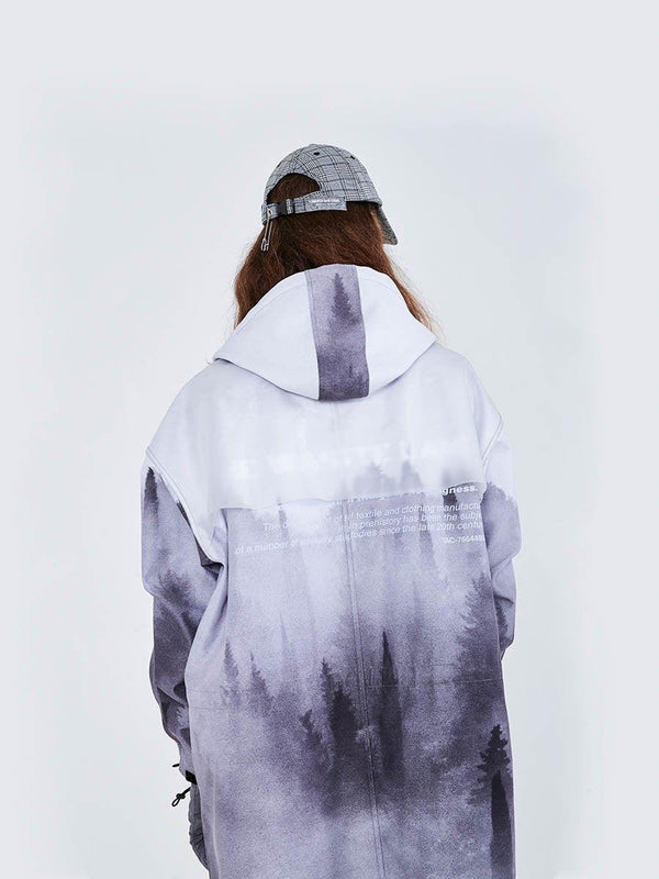 H/C Foggy Forest Coat