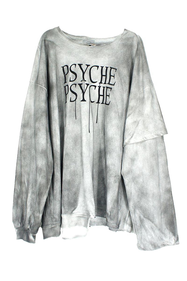 CZ Psyche Loose Sweater