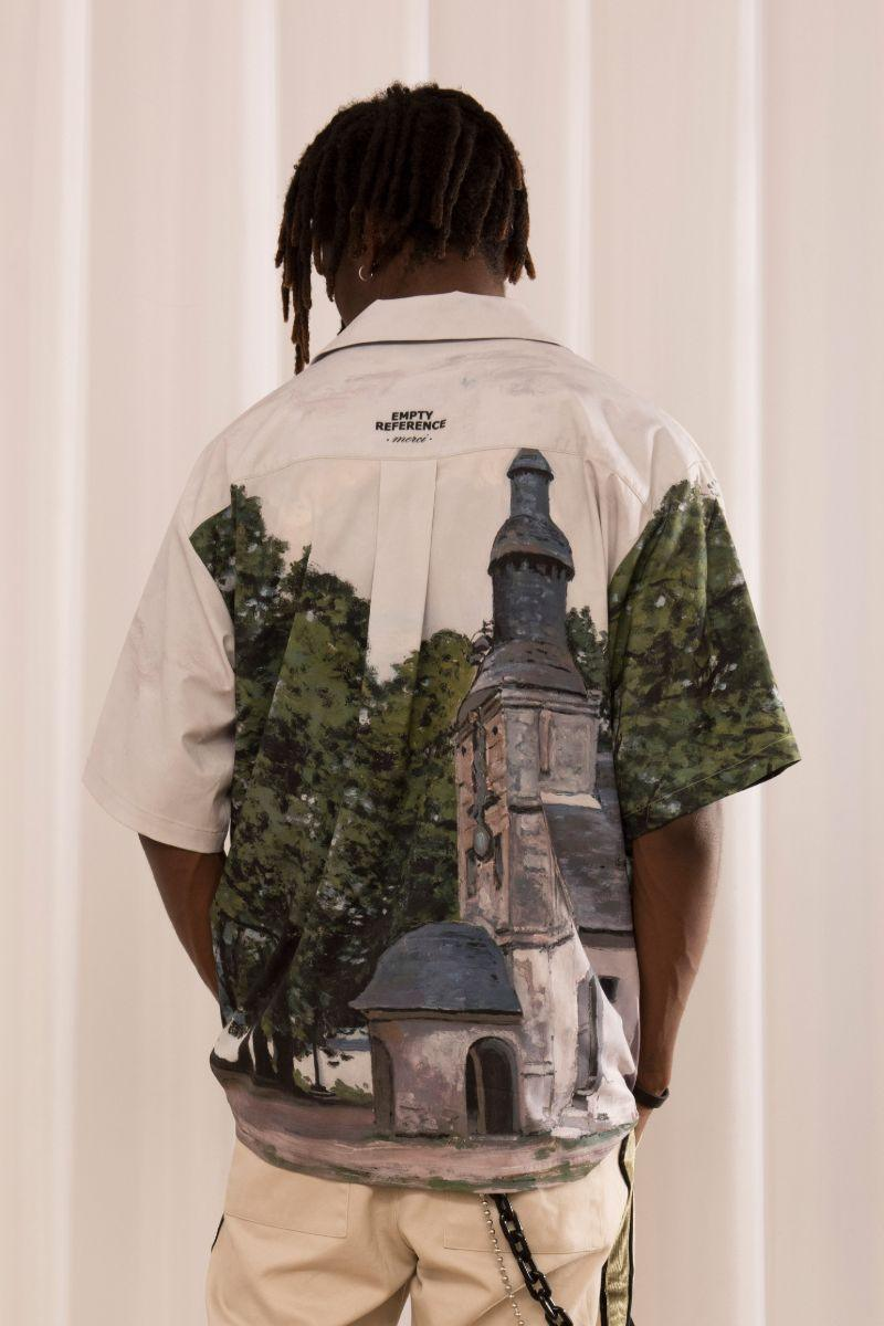 Empty Reference Cathedral S/S Shirt
