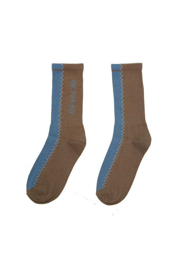 BLIND Retro Stitching Socks