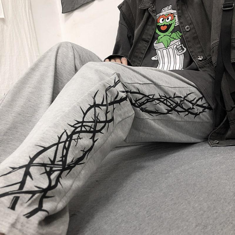 CZ Thorns Straight Track Pants
