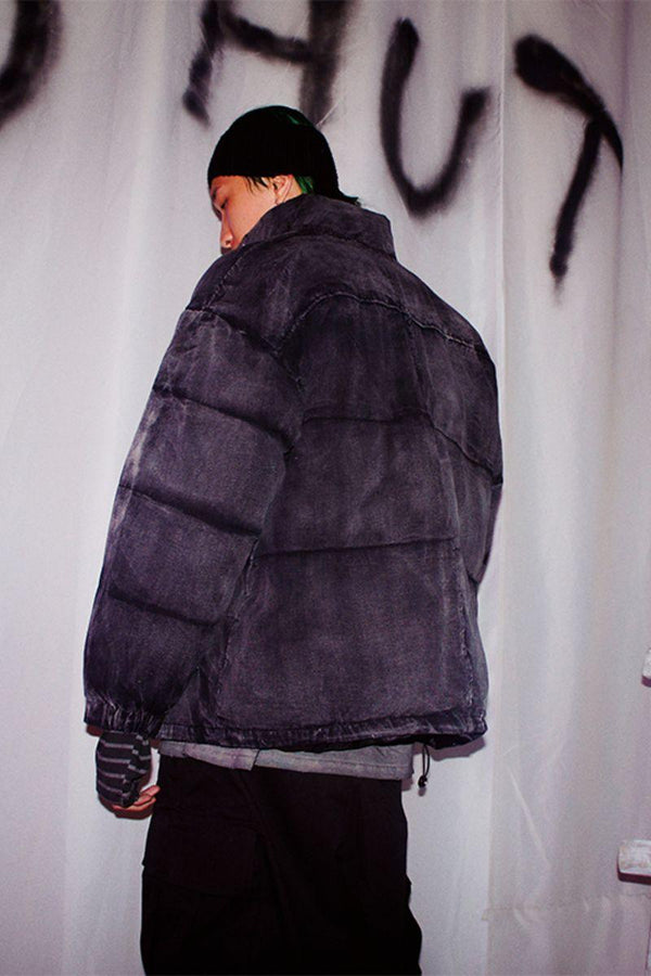 CZ Old Washed Puffer Jacket