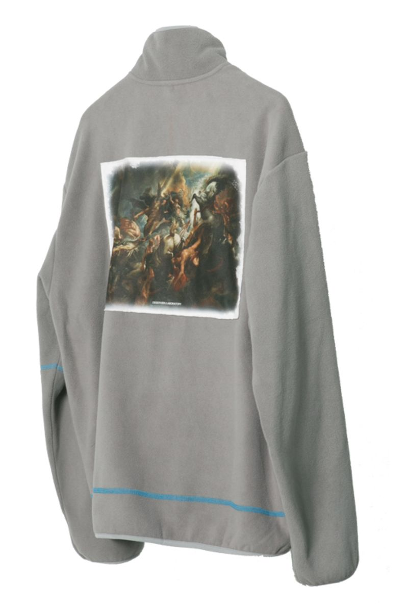 Observer Lab Battle of the Gods Fleece Jacket