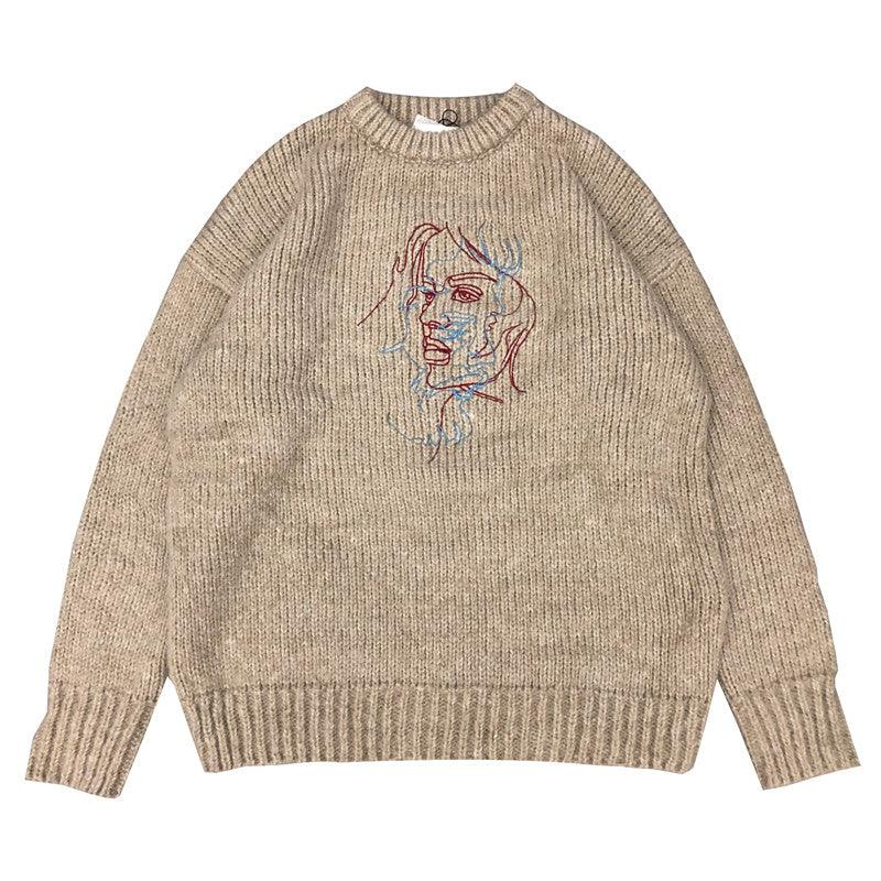 CZ Mutual Love Knit Sweater