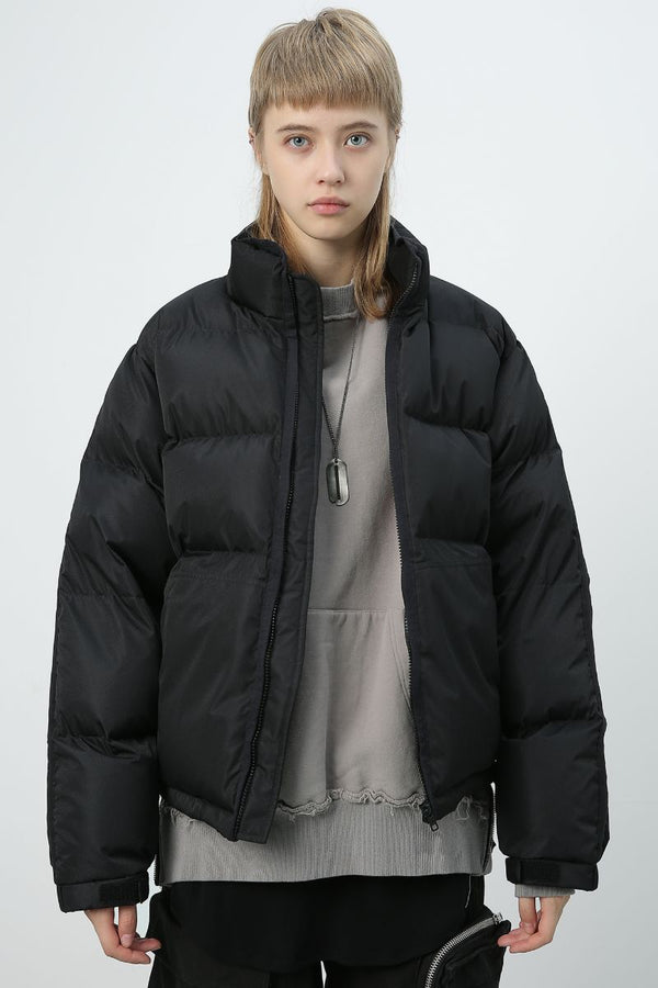 Unknown World Heavy Duck Down Jacket