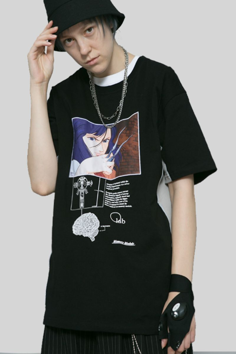 Observer Lab Anime 3M Reflective Tee