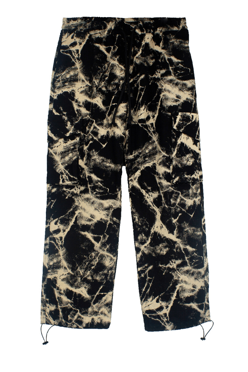 CZ Dark Dyed Cargo Trousers