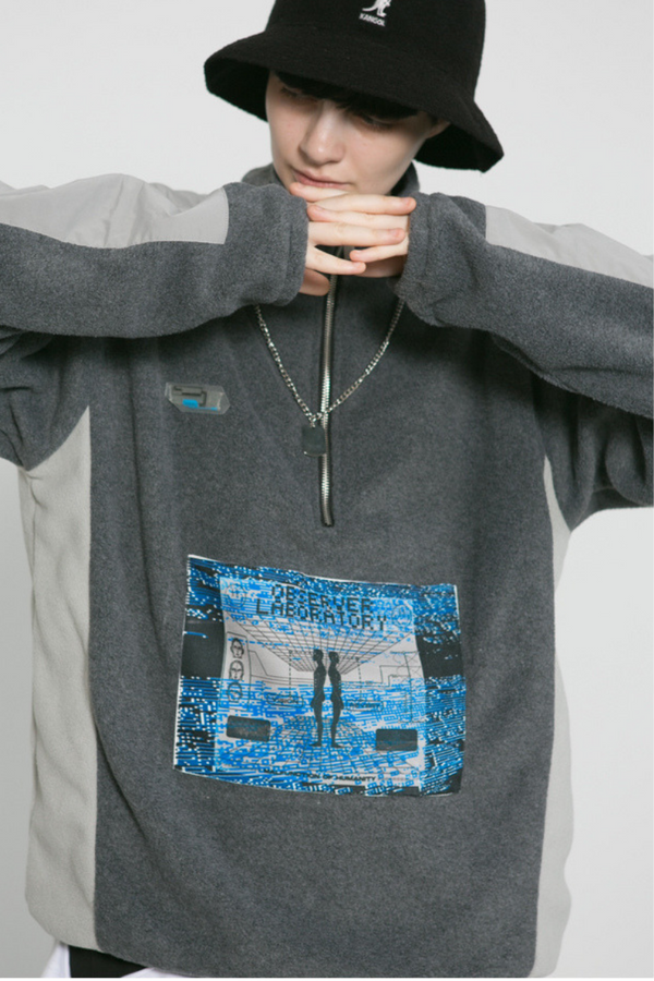 Observer Lab Tech Sherpa Fleece