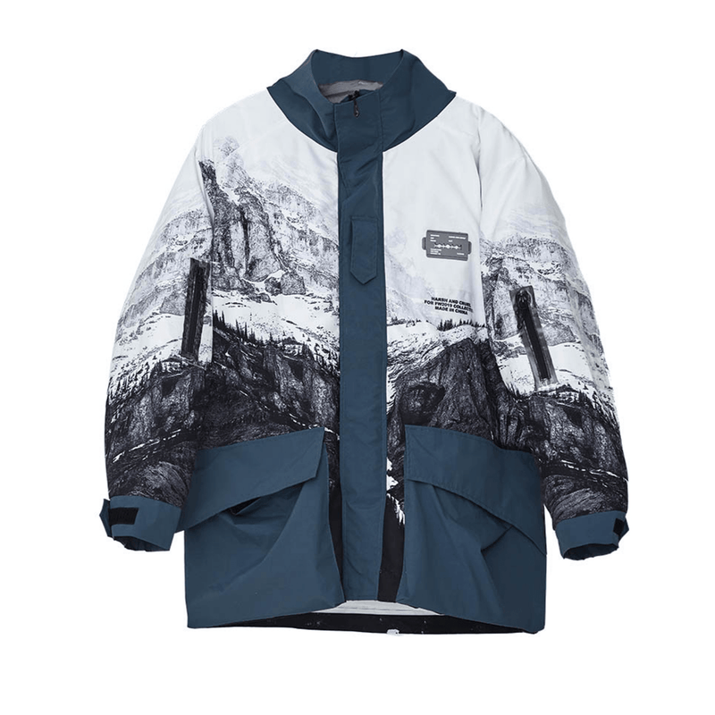 H/C Mountain Heavy Down Jacket