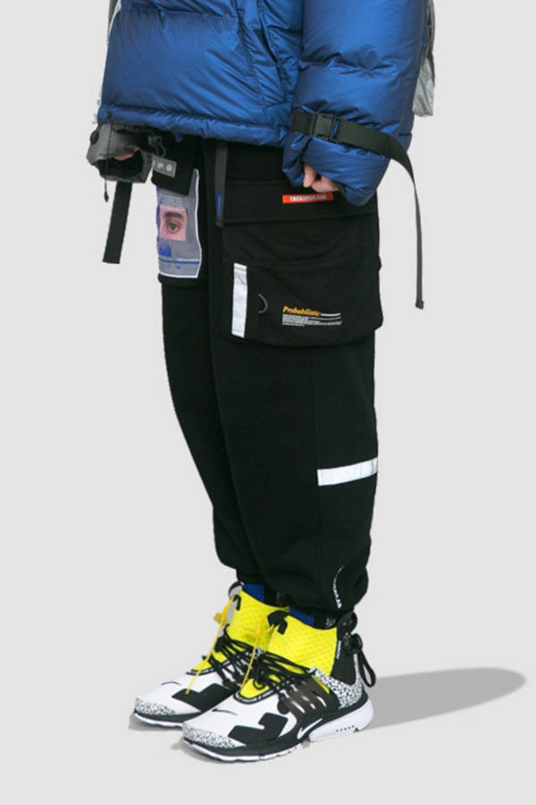 Observer Lab JP-77 Multi Pocket Sweatpants
