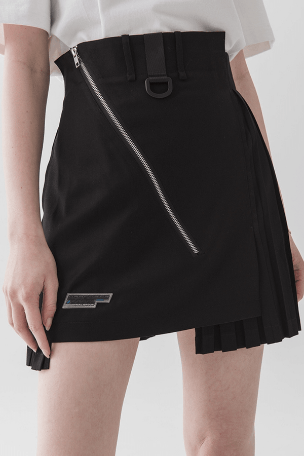 H/C Asymmetrical Skirt